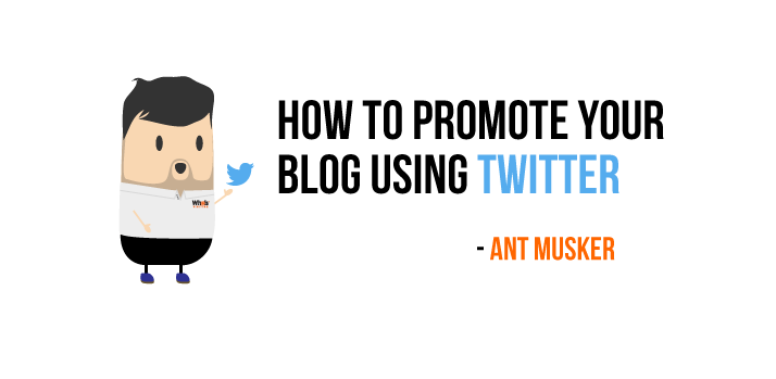 How to promote on twitter