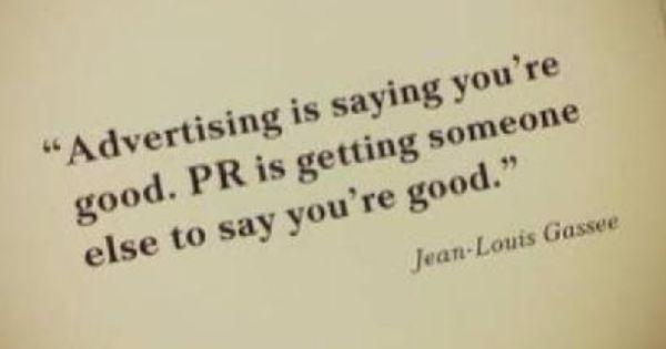 pr v adverts