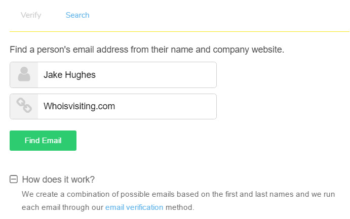How To Find Any Email Address (Ultimate Research Study) - Whoisvisiting