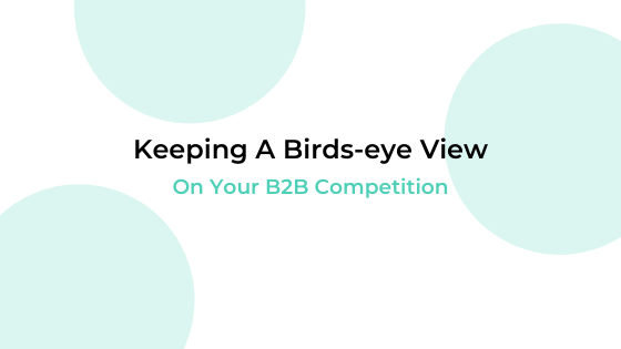 b2b competition