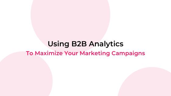 b2b analytics