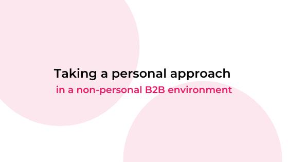 personal b2b